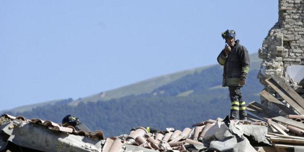 Terremoto In Centro Italia: Solidarietà Dalla Libertas