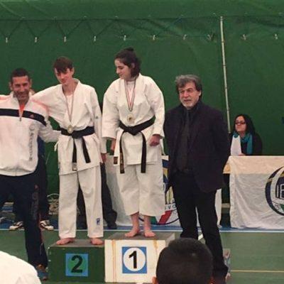 Le Arti Marziali Vanno In Scena A Fiuggi Per Il Trofeo Provinciale Di Karate Dedicato Ai Giovanissimi
