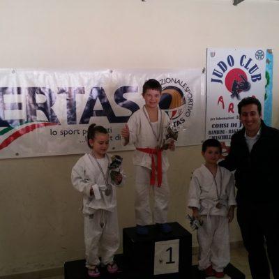 Borgo Faiti (Latina): Al Via La Seconda Edizione Del Trofeo Libertas Giovani Samurai Edizione 2017 Di Judo