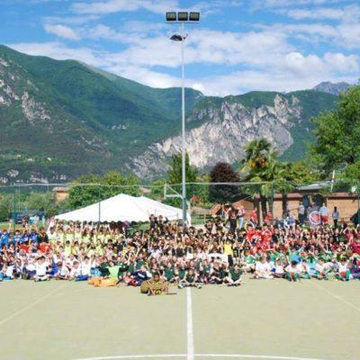 Under 14 HC Roma E HF Libertas San Saba Tra I Partecipanti Al Torneo Bee Happy Di Riva Del Garda (Trento)