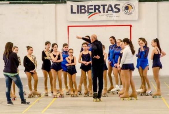 300 Atleti Per L'VIII Edizione Del Trofeo Delle Stelle Libertas A Viterbo; Brilla Quella Del Pattinaggio