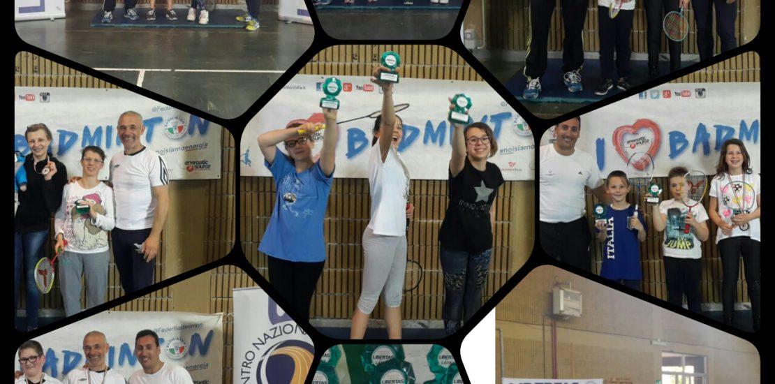 A Latina Scendono In Campo Gli Atleti Per I Campionati Provinciali Di Badminton Targati Libertas