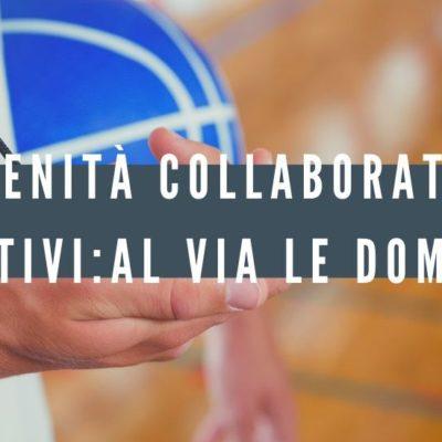 Da Domani 7 Aprile Al Via Le Domande Dalle Ore 14.00 Sul Sito Di Sport E Salute Per I Collaboratori Dello Sport