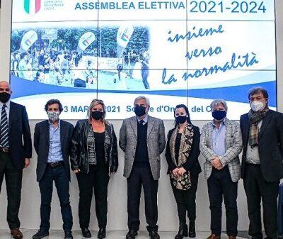 Enzo Corso Rappresenterà Gli Enti Nella Giunta Coni Del Lazio