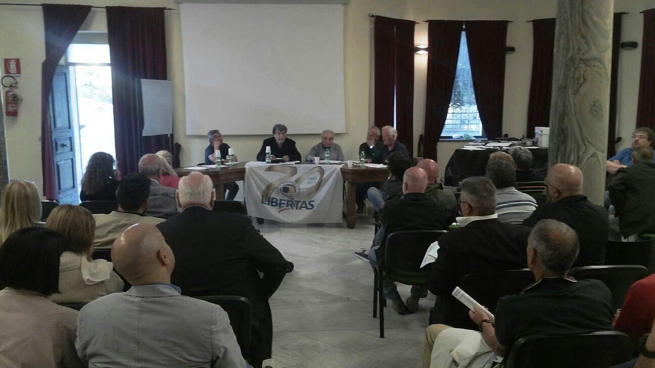 N. 5 Un Momento Dell'assemblea Di Ieri A Lanuvio