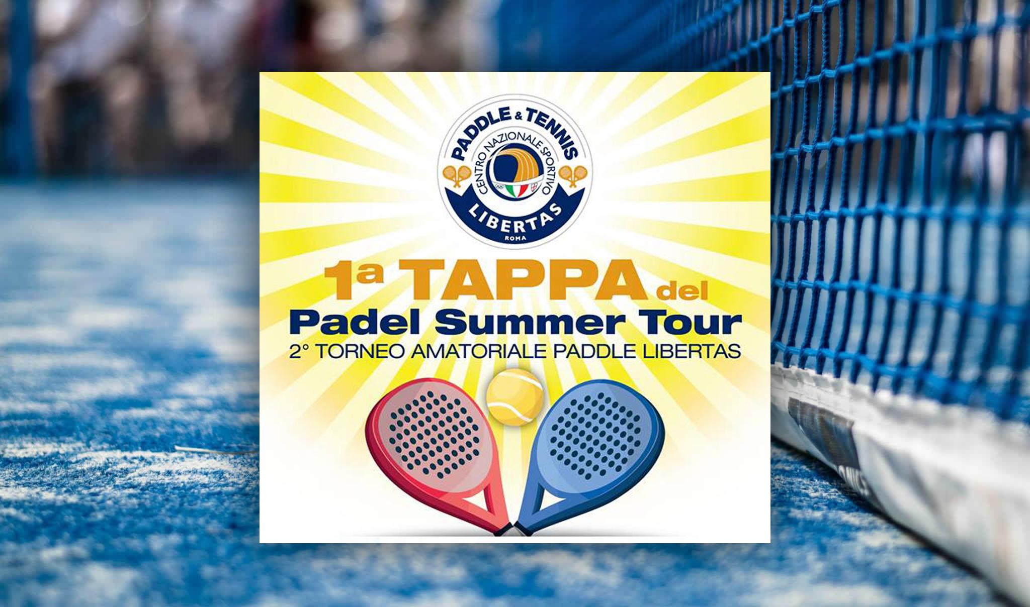 PADEL – Roma, Il 25 Settembre Si Chiude La Prima Edizione Del Padel Summer Tour Presso L'Hill23