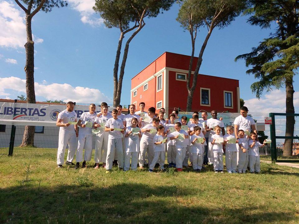 """A Roma La Manifestazione """"Sport, Natura E Cultura"""" Del Progetto SportAperto Nel Parco Intitolato Alla Pace"""