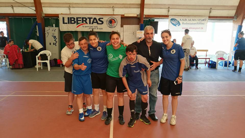 Il Meeting Latina SporTogether Per Promuovere L'inclusione Tra I Giovani